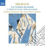 Milhaud - La Creation Du Monde Op.81A cd musicale di Darius Milhaud
