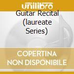 Guitar recital cd musicale di Anabel Montesinos
