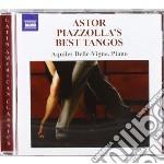 Astor Piazzolla - Best Tangos cd musicale di Astor Piazzolla