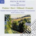 Poulenc Francis - Sestetto Per Pianofrte E Fiati cd musicale di FranÇis Poulenc
