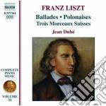 Opere per pf (integrale), vol.22 cd musicale di Franz Liszt