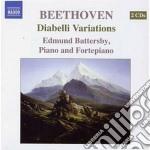 Variazioni diabelli op.120 (esecuzione a cd musicale di Beethoven ludwig van
