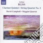 Arthur Bliss - Quintetto Per Archi N.2, Quintetto Con Clarinetto cd musicale di Arthur Bliss