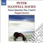 Maxwell Davies Peter - Naxos Quartet N.5