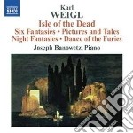 Weigl Karl - Isle Of The Dead, Six Fantasies, Pictures And Tales, Op.2, Night Fantasies Op.13 cd musicale di Karl Weigl