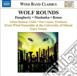 Wolf rounds cd musicale di Miscellanee