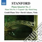 Stanford Charles Villiers - Quartetto Con Pianofore N.2, Trio N.1 cd musicale di Stanford charles vil