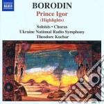 Il principe igor (selezione) cd musicale di Alexander Borodin