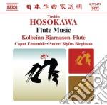 Hosokawa Toshio - Musica Per Flauto cd musicale di Toshio Hosokawa