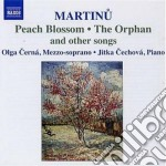 Martinu Bohuslav - Lieder cd musicale di Bohuslav Martinu