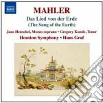 Mahler Gustav - Das Lied Von Der Erde cd musicale di Gustav Mahler