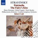 Stravinsky Igor - Pulcinella, Le Baiser De La Fee cd musicale di Igor Stravinsky