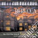 Franz Waxman - Rebecca cd musicale di Franz Waxmann