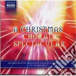 A christmas choral spectacular cd musicale
