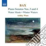 Bax - Sonata Per Pianforte N.3, N.4, Water Music, Winter Waters, Country-tune cd musicale di Arnold Bax