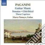 Paganini Niccolo' - Musica Per Chitarra: Sonate Nn.4, 6, 14,30  Grand Sonata Il La Maggiore cd musicale di Niccolo' Paganini
