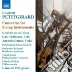 Laurent Petitgirard - Concertos For String Instruments cd musicale di Laurent Petitgirard