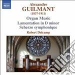 Alexandre Guilmant - Opere Per Organo cd musicale di Alexandre Guilmant
