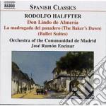 Halffter Rodolfo - Opere Per Orchesta, Vol.1 cd musicale di Rodolfo Halffter