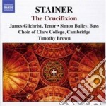 The crucifixion (a meditation on the sac cd musicale di John Stainer