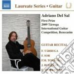 Guitar recital - laureate series cd musicale di Miscellanee