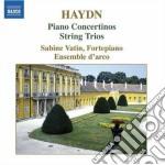 Haydn Franz Joseph - Concertini Per Pianoforte, Trii Per Archi cd musicale di Haydn franz joseph