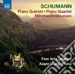 Schumann Robert - Quintetto Con Pianoforte Op.44, Quartetto Con Pianoforte Op.47 cd musicale di Robert Schumann