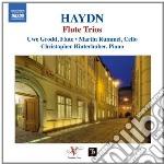 Haydn Franz Joseph - Trii Con Flauto Hob. Xv:16-18 cd musicale di Haydn franz joseph
