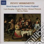 Penny Merriments cd musicale
