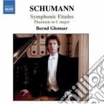Schumann Robert - Studi Sinfonici Op.13, Fantasia Op.17 cd musicale di Robert Schumann