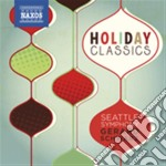 Holiday classics cd musicale di Miscellanee