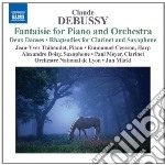 Debussy Claude - Opere Per Orchestra, Vol.7: Fantaisie Per Pianoforte E Orchestra cd musicale di Claude Debussy