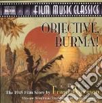 Franz Waxman - Objective Burma cd musicale di Franz Waxmann