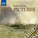 Elgar Edward - Sea Pictures  Op.37, The Music Makers Op.69 cd musicale di Edward Elgar