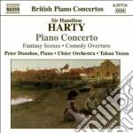 Harty Hamilton - Comedy Overture, Concerto Per Pianoforte, Fantasy Scenes cd musicale di Hamilton Harty