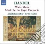 Handel Georg Friedrich - Musica Sull'acqua, Musica Per I Reali Fuochi D'artificio cd musicale di Handel georg friedri