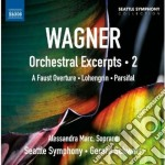 Wagner Richard - Orchestral Excerpts, Vol.2 - Estratti Orchestrali Dalle Opere cd musicale di Richard Wagner