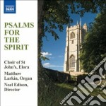 Psalms for the spirit cd musicale