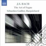 Bach J.S. - L'arte Della Fuga cd musicale di Johann Sebastian Bach