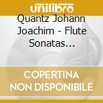 Quantz Johann Joachim - Sonate Per Flauto Nn.272-277 cd musicale di QUANTZ JOHANN JOACHI