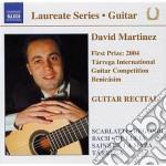 Scarlatti Domenico - Guitar Recital cd musicale di Domenico Scarlatti