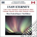 I saw eternity cd musicale di Miscellanee