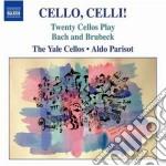 Cello, celli! (arrangiamenti per ensembl cd musicale