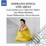 Arie per soprano (soprano songs and aria cd musicale
