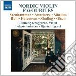 Nordic violin favourites cd musicale di Miscellanee