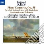 Concerti per pianoforte (integrale) vol. cd musicale di Ferdinand Ries