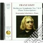 Opere per pianoforte (integrale) vol.23 cd musicale di Franz Liszt