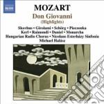 Don giovanni (estratti) cd musicale di Wolfgang Amadeus Mozart