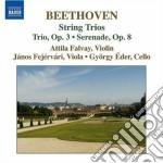 Trii (integrale) vol.1: trio per archi o cd musicale di Beethoven ludwig van
