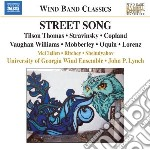 Street song cd musicale di Miscellanee